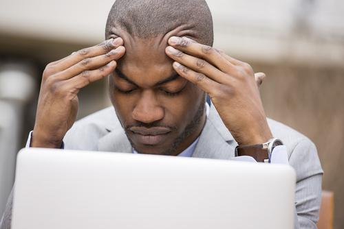 working parent stressed