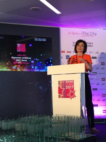 Jane Hill, Rising Star Awards