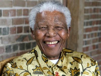 Nelson Mandela featured
