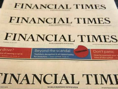 financial times featured