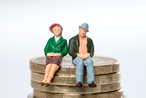 pensioners, pension age