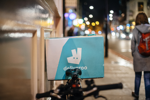 deliveroo taylor review