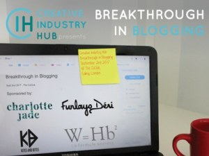 Become A Successful Blogger. Learn How With 'Breakthrough in Blogging' @ CoClub | England | United Kingdom