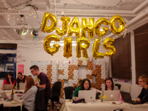 Free Django girls beginners programming workshop at PyCon UK 2017 @ Cardiff City Hall | Wales | United Kingdom