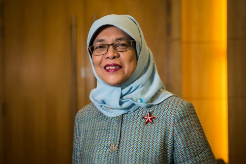 Halimah Yacob, Singapore President