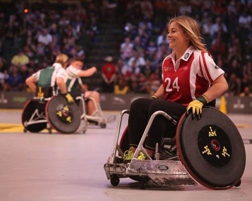 paralympics female athletes