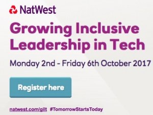 Natwest | Growing Inclusive Leadership in Tech @ RBS | England | United Kingdom
