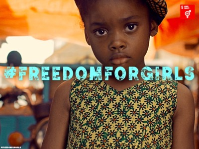 Freedom for Girls featured