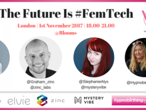 The Future is #FemTech @ Blooms  | England | United Kingdom