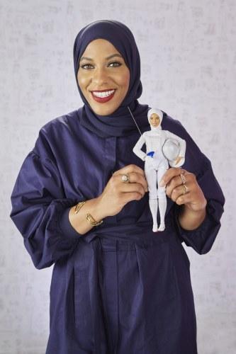Mattel Inc - Ibtihaj Muhammed Barbie