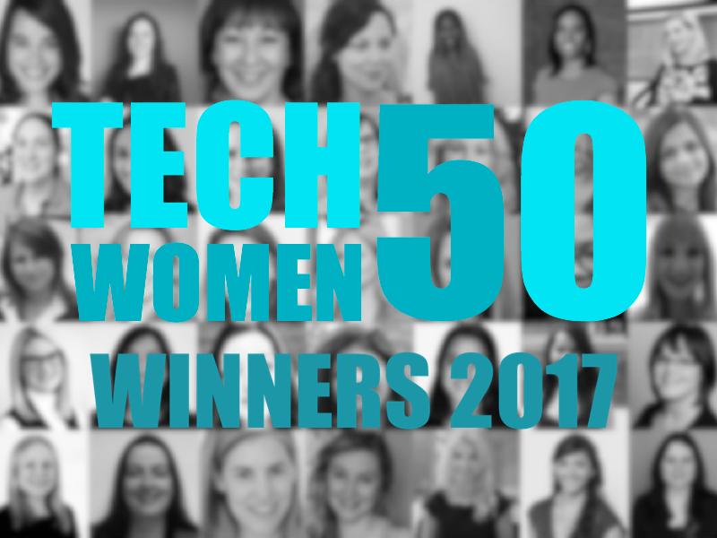 TechWomen50 Awards Winners featured