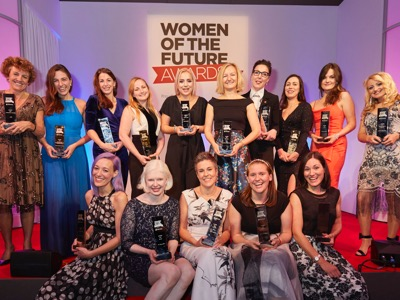 Women of the Future Awards featured