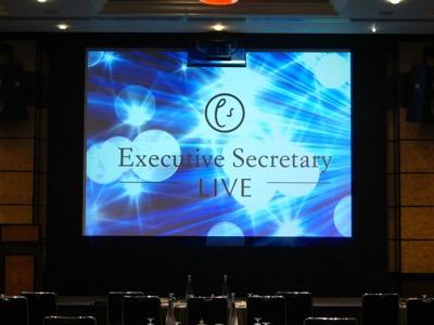 Executive Secretary featured