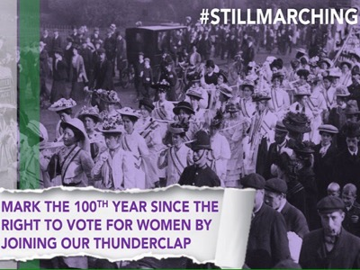 Still Marching Thunderclap featured