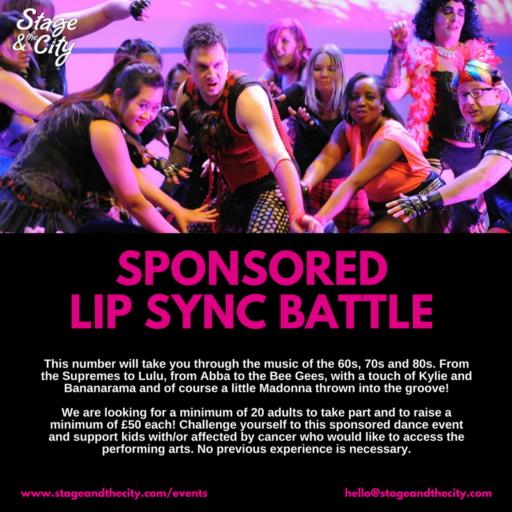 Sponsored Lip Sync Battle