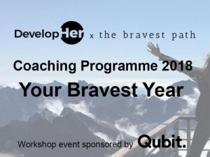 DevelopHer Workshop: The power of vulnerability & storytelling @ Qubit | England | United Kingdom