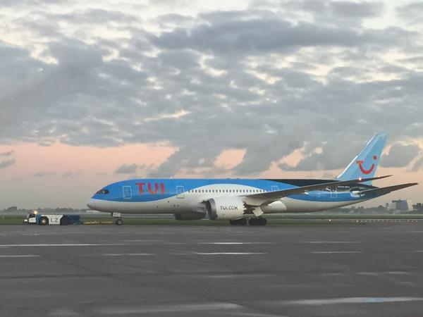 Dreamliner new logo TUI