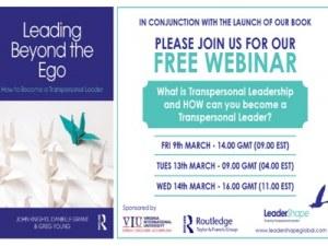 Leading Beyond the Ego | Webinar