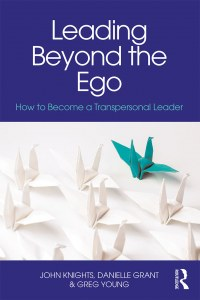 Leading Beyond the Ego book jacket