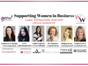 Supporting Women in Business | Women of Wearables @ Browne Jacobson LLP | England | United Kingdom