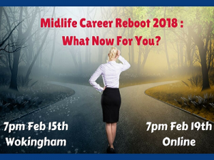 Midlife Career Reboot 2018: What Now for You? | Online @ Online | Tulsa | Oklahoma | United States